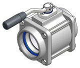 Super light ball valves